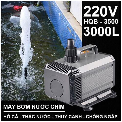 Máy bơm nước chìm 220V HQB-3500 3000L