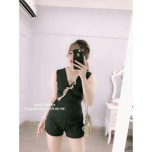 Jumpsuit nữ ngắn