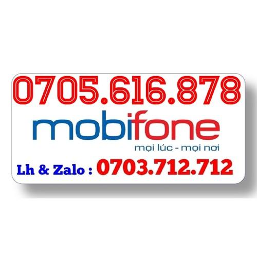 Sim Mobifone lộc phát 0705.616.878