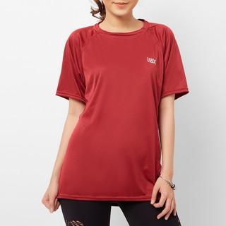 Áo thể thao tay ngắn iBasic IBX041 - Màu đỏ - IBX041 - màu đỏ thumbnail