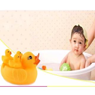 bộ vịt thả bồn tắm cho bé - VTB40 thumbnail