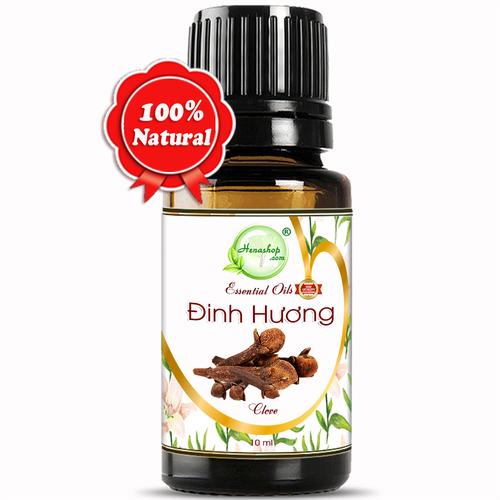 Tinh Dầu Đinh Hương Tốt Cho Sức Khỏe 10ml