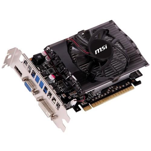 Card hình MSI GT 630 2G D3 - MSI GT630HÀNG ĐẸP GIÁ TỐT