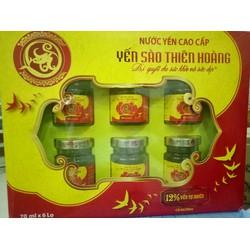 combo 5 hộp yến sào Thiên Hoàng