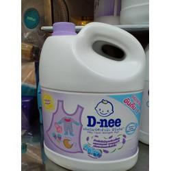 nước giặt Dnee tím 3000ml