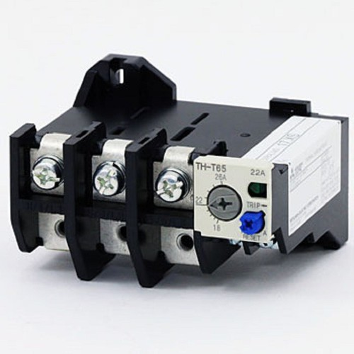 Rơ le nhiêt Relay nhiệt bảo vệ quá tải Mitsubishi TH-T65 12~65A - 5746734 , 12203804 , 15_12203804 , 806000 , Ro-le-nhiet-Relay-nhiet-bao-ve-qua-tai-Mitsubishi-TH-T65-1265A-15_12203804 , sendo.vn , Rơ le nhiêt Relay nhiệt bảo vệ quá tải Mitsubishi TH-T65 12~65A