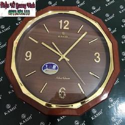 Đồng hồ treo tường chính hãng Kashi K107