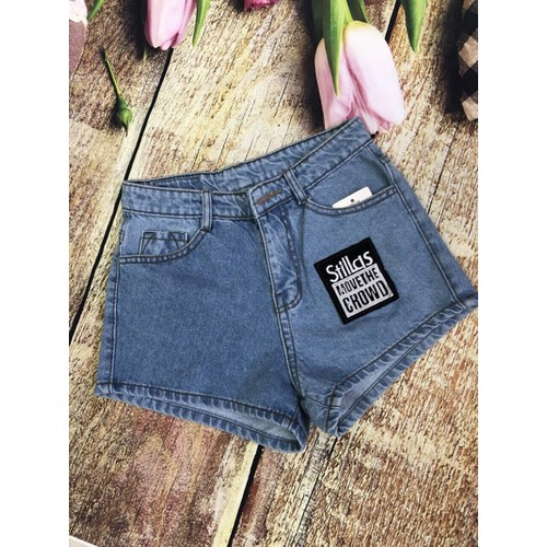 Quần short jeans nữ đẹp