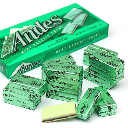 Sôcôla thanh mỏng vị sữa bạc hà hiệu Andes – gói 132g28 miếng - 5747097 , 12204122 , 15_12204122 , 143000 , Socola-thanh-mong-vi-sua-bac-ha-hieu-Andes-goi-132g28-mieng-15_12204122 , sendo.vn , Sôcôla thanh mỏng vị sữa bạc hà hiệu Andes – gói 132g28 miếng