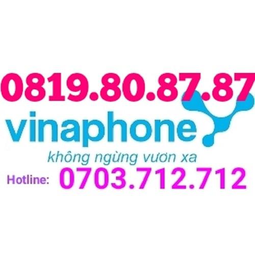 Sim Vinaphone 0819_80_87_87