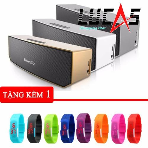 Loa Bluetooth Bluedio BS-3 cực chất, nghe nhạc 3D - 4505565 , 12205690 , 15_12205690 , 835000 , Loa-Bluetooth-Bluedio-BS-3-cuc-chat-nghe-nhac-3D-15_12205690 , sendo.vn , Loa Bluetooth Bluedio BS-3 cực chất, nghe nhạc 3D