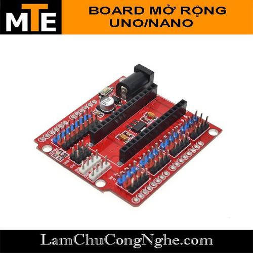Board mở rộng arduino Nano sang UNO