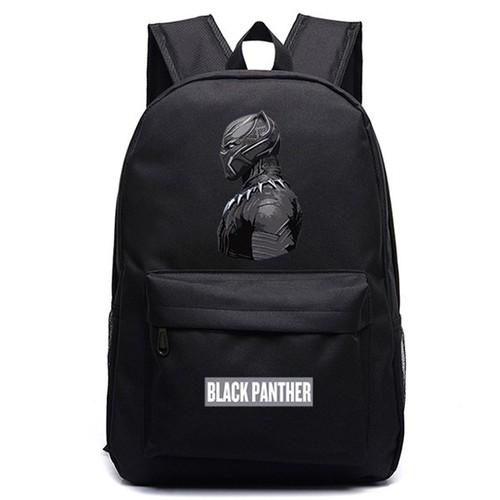 Ba lô vải dù logo Black Panther N231