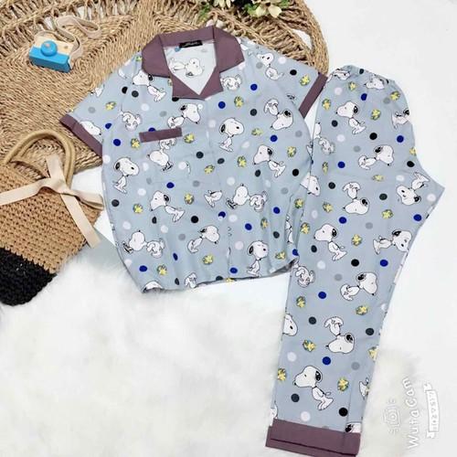 ĐB9047 - Đồ bộ nữ kate pijama quần dài hoạt hình dễ thương - 10879744 , 12200774 , 15_12200774 , 169000 , DB9047-Do-bo-nu-kate-pijama-quan-dai-hoat-hinh-de-thuong-15_12200774 , sendo.vn , ĐB9047 - Đồ bộ nữ kate pijama quần dài hoạt hình dễ thương