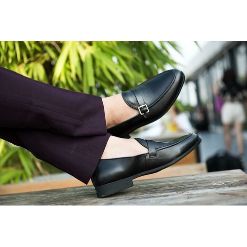 Giày nam da bò thật GN58