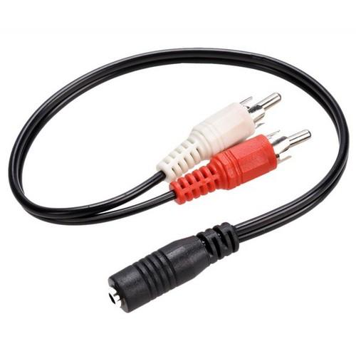 Cáp chuyển đổi Audio 3.5mm âm ra 2 đầu RCA hoa sen - 5740636 , 12196669 , 15_12196669 , 20000 , Cap-chuyen-doi-Audio-3.5mm-am-ra-2-dau-RCA-hoa-sen-15_12196669 , sendo.vn , Cáp chuyển đổi Audio 3.5mm âm ra 2 đầu RCA hoa sen