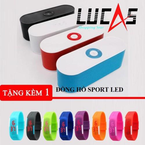 Loa Bluetooth Speaker S207