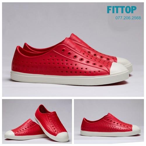 Giày nhựa đẹp FITTOP NTJ-28 - 5750575 , 12209162 , 15_12209162 , 169000 , Giay-nhua-dep-FITTOP-NTJ-28-15_12209162 , sendo.vn , Giày nhựa đẹp FITTOP NTJ-28