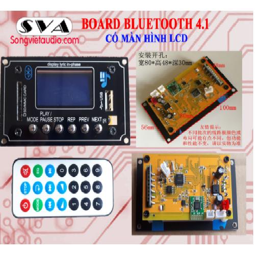 Bluetooth màn hình lcd