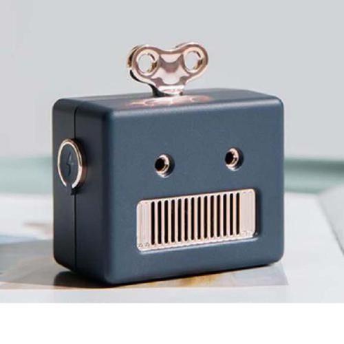 Loa Di Động Bluetooth Mini Thông Minh Robot 307 màu ngẫu