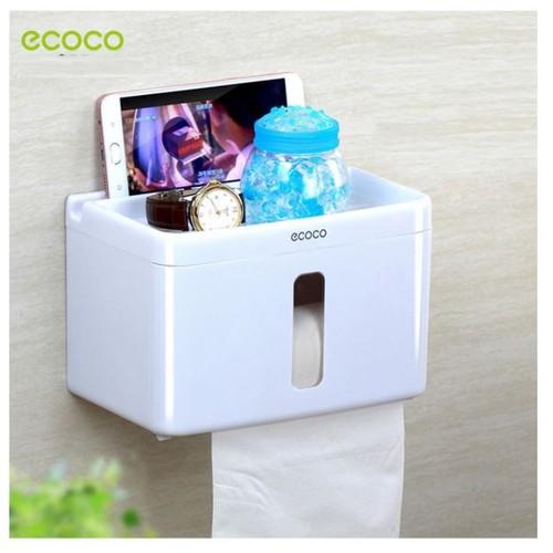 Hộp đựng giấy vệ sinh thông minh cao cấp ECoco - 6089686 , 12614178 , 15_12614178 , 140000 , Hop-dung-giay-ve-sinh-thong-minh-cao-cap-ECoco-15_12614178 , sendo.vn , Hộp đựng giấy vệ sinh thông minh cao cấp ECoco