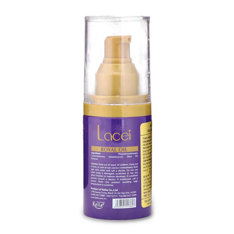 Dầu bóng tóc LACEI giúp nuôi dưỡng và bảo vệ tóc 70ml 3