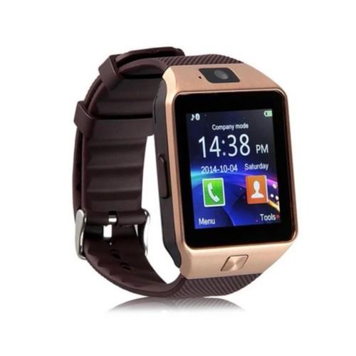 Đồng hồ thông minh  Smart watch DZ09 Vàng