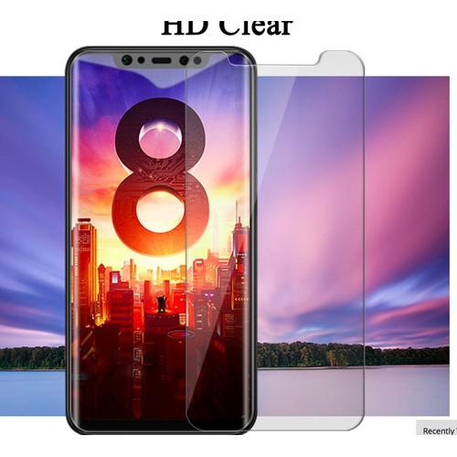 Kính cường lực phẳng Xiaomi Mi8