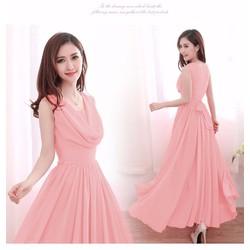 Đầm dạ hội cổ đỗ
