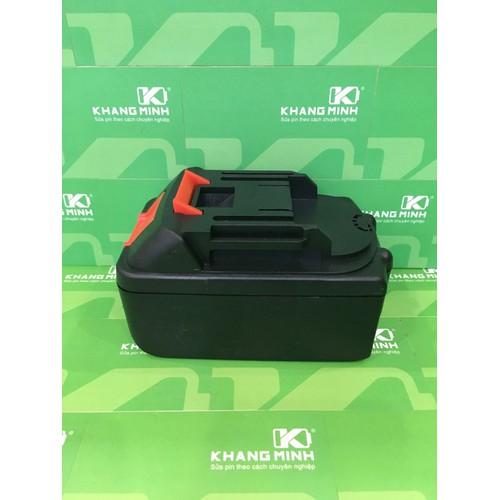 Vỏ pin makita. 18V lẫy đỏ, 2 hàng, lắp mạch adaptor DC. - 10879706 , 12199186 , 15_12199186 , 35000 , Vo-pin-makita.-18V-lay-do-2-hang-lap-mach-adaptor-DC.-15_12199186 , sendo.vn , Vỏ pin makita. 18V lẫy đỏ, 2 hàng, lắp mạch adaptor DC.