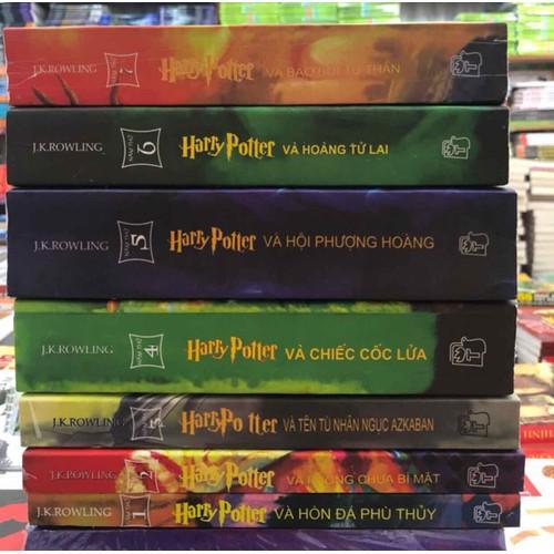 Trọn Bộ 7 Tập Harry Potter