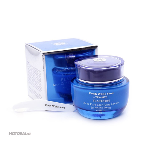 Kem dưỡng Tenamyd Platinum Acne Clarifying Cream đặc trị da mụn - 5737607 , 12193225 , 15_12193225 , 410000 , Kem-duong-Tenamyd-Platinum-Acne-Clarifying-Cream-dac-tri-da-mun-15_12193225 , sendo.vn , Kem dưỡng Tenamyd Platinum Acne Clarifying Cream đặc trị da mụn