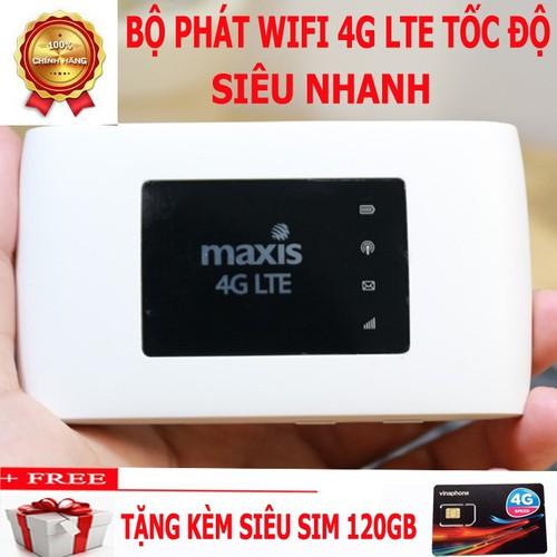 BỘ PHÁT WIFI TỪ SIM 3G 4G