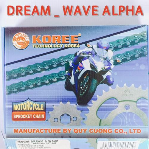 NHÔNG SÊN DĨA KOREE DR WAVE ALPHA - 5746661 , 12203650 , 15_12203650 , 170000 , NHONG-SEN-DIA-KOREE-DR-WAVE-ALPHA-15_12203650 , sendo.vn , NHÔNG SÊN DĨA KOREE DR WAVE ALPHA