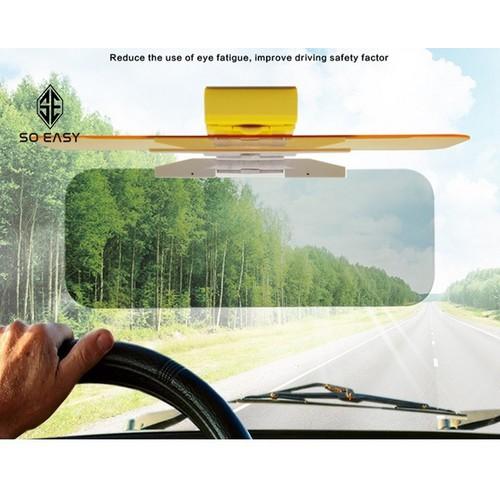 Kính phân cực chống chói, gương kép chống lóa mắt khi lái xe ô tô