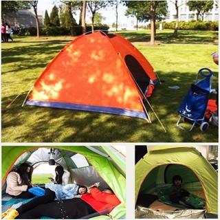 Lều cắm trại - Lều cắm trại cao cấp-lều du lịch 3 đến 4 người mã JX001- lều dã ngoại- lều đi chơi cho bé - Lều cắm trại LEUCAMTRAI_JX001 thumbnail