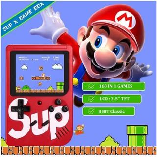 Máy chơi game G1 168 trò chơi huyền thoại,Tay Cầm Sup Game Box - máy chơi game thumbnail