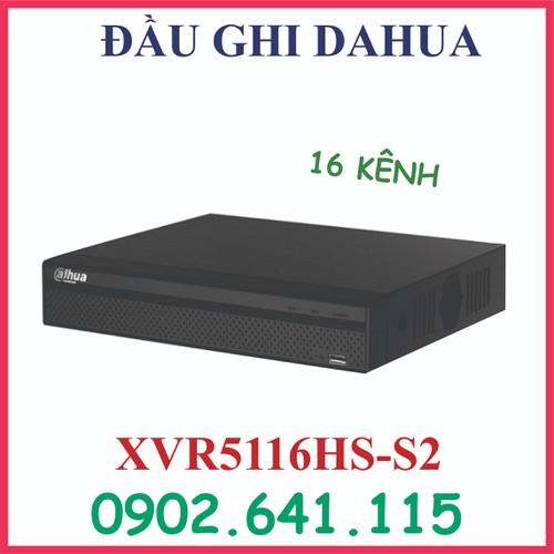 đầu ghi hình 16 kênh dahua XVR5116HS-S2