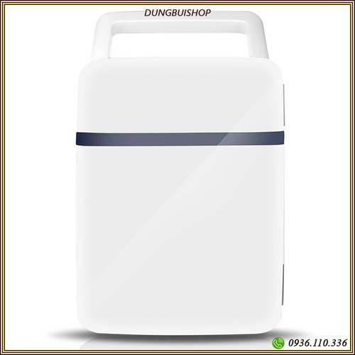 Tủ lạnh mini, tủ lạnh mini, Tủ lạnh mini ABS xách tay 10L