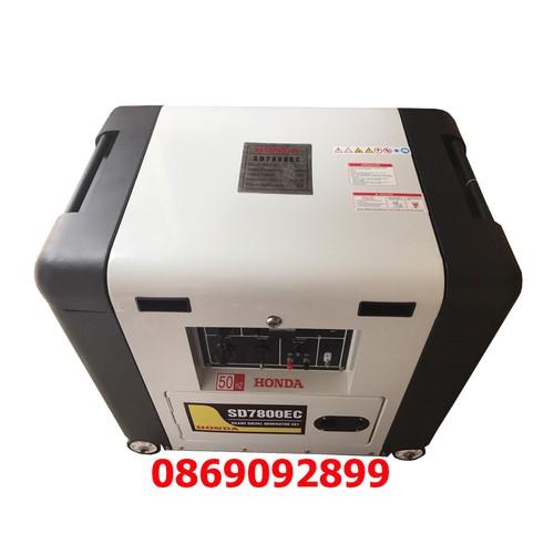 Máy phát điện Honda SD 7800 EC Dầu 13HP dầu đề - 5759903 , 12222765 , 15_12222765 , 26900000 , May-phat-dien-Honda-SD-7800-EC-Dau-13HP-dau-de-15_12222765 , sendo.vn , Máy phát điện Honda SD 7800 EC Dầu 13HP dầu đề