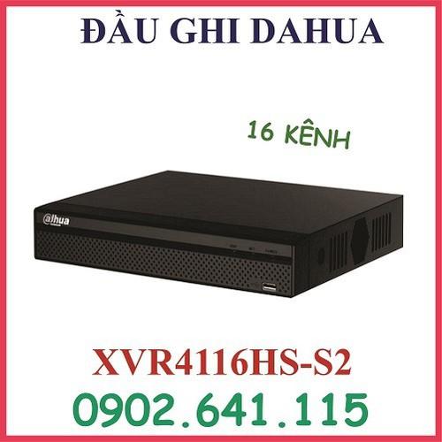 đầu ghi hình 16 kênh XVR4116HS-S2