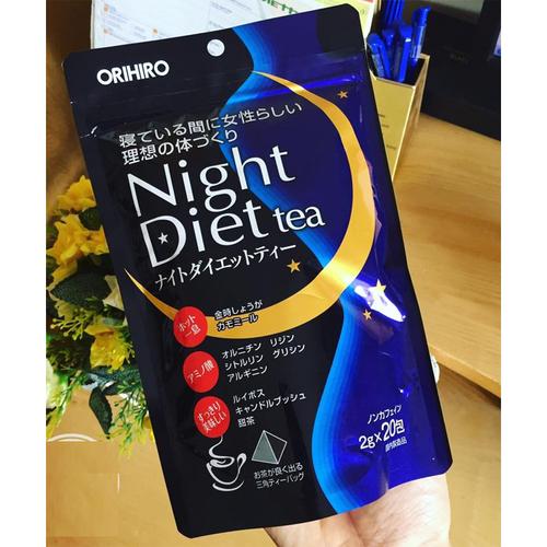 Trà giảm cân Orihiro ban đêm Night Diet Tea của Nhật Bản túi 20 gói - 5753757 , 12213217 , 15_12213217 , 179000 , Tra-giam-can-Orihiro-ban-dem-Night-Diet-Tea-cua-Nhat-Ban-tui-20-goi-15_12213217 , sendo.vn , Trà giảm cân Orihiro ban đêm Night Diet Tea của Nhật Bản túi 20 gói