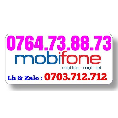 sim mobifone 0764_73_88_73
