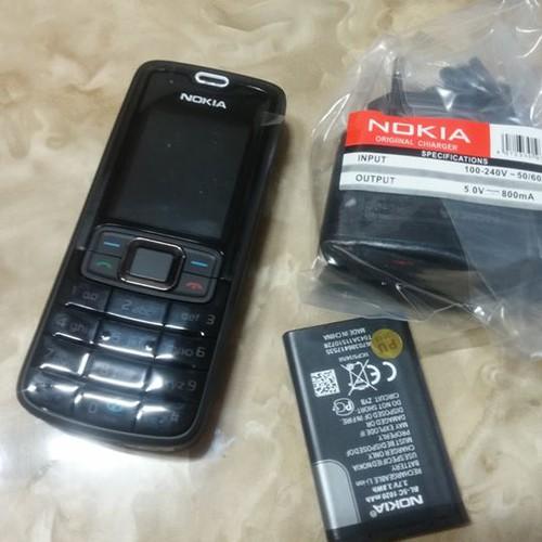 Điện thoại Nokia 3110c full phụ kiện