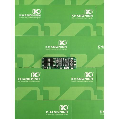 KM Mạch sạc 3S 20A, sạc và bảo vệ pin Li-ion 3S 12v công suất nhỏ.