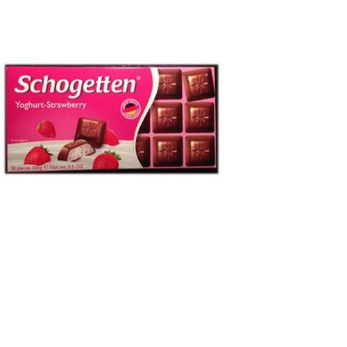Sôcôla Schogetten sữa chua dâu tây – thanh 100g - 5757795 , 12218261 , 15_12218261 , 76000 , Socola-Schogetten-sua-chua-dau-tay-thanh-100g-15_12218261 , sendo.vn , Sôcôla Schogetten sữa chua dâu tây – thanh 100g