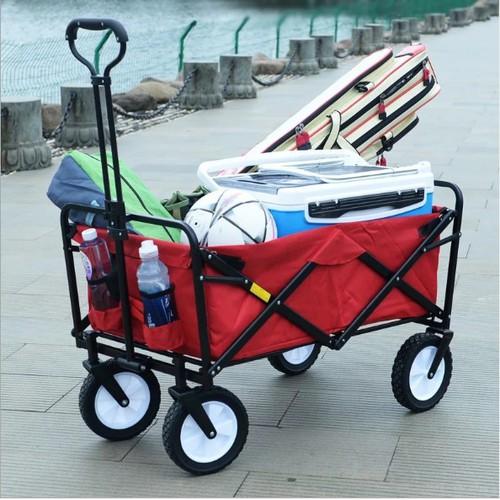 Xe đẩy hành lý xếp gọn tải trọng 150kg - best seller tony