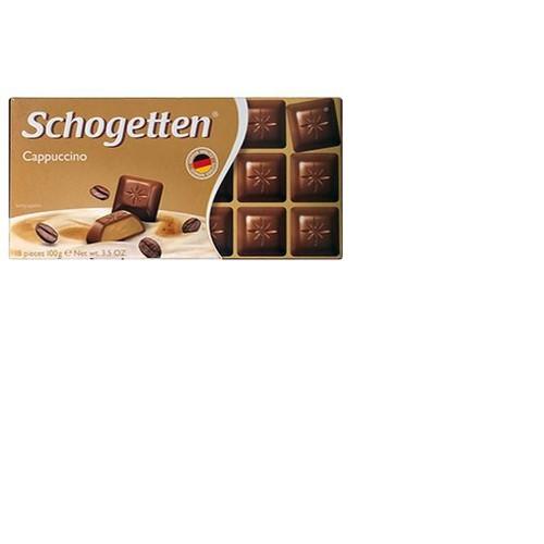 Sôcôla Schogetten vị cà phê Cappuccino 100g - 5757777 , 12218213 , 15_12218213 , 76000 , Socola-Schogetten-vi-ca-phe-Cappuccino-100g-15_12218213 , sendo.vn , Sôcôla Schogetten vị cà phê Cappuccino 100g