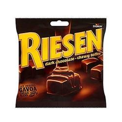 Kẹo sôcôla mềm Caramen hiệu Riesen túi 213g
