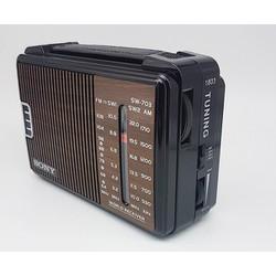 Đài radio SW-703 siêu mềm cho người già cực tốt